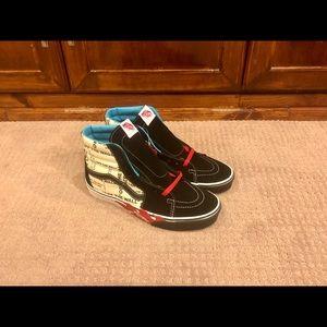 Vans Sk8-Hi  OTW Flame Shoes